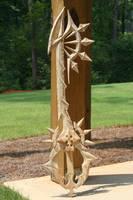 Two Across Keyblade Wood by vvmasterdrfan