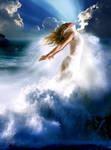 Poseidon's Light by vvmasterdrfan
