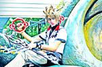 Roxas - Summer Day HDR by vvmasterdrfan