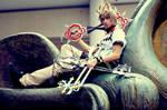 Roxas - Laying Down by vvmasterdrfan