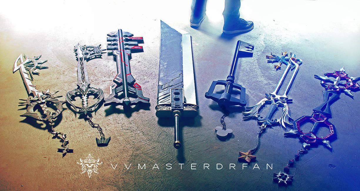 The Keyblade Maker by vvmasterdrfan