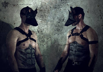 Cyber Werewolves: OMEGA by vvmasterdrfan