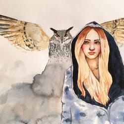 Owl by Gaabs