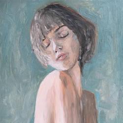 Oil Girl by Gaabs