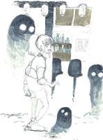 A viagem de Chihiro 2 by lucas-albergaria