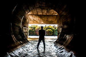 The Outfall by 5isalive
