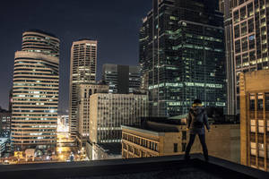Rooftoppin' by 5isalive