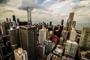 Downtown Chicago by 5isalive