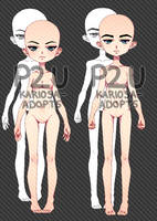 Duality Base P2U by Kariosa-Adopts