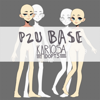 p2u T A L L B A S E by Kariosa-Adopts