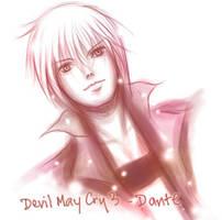 + Dante + by mikka-chan