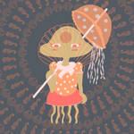 Jellyfish Chibi version 2 by KaterineHowardRose