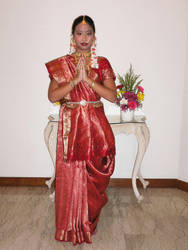 Gujarati Sari - 1 by rin-no-michiei