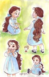 Animator's Collection Belle by TaijaVigilia