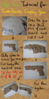 TR Cosplay Gun Tutorial by Tail-Fin