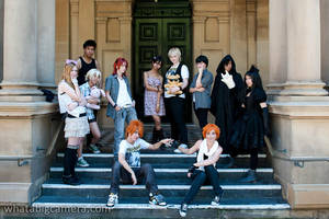 Welcome To The Ouran Host Club by RadClawedRaid