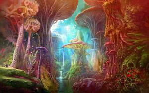 magic mushrooms by saykopineapple