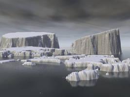 Iceberg by quakedisruptor