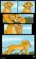 Raised By Cheetahs - Chapter 1 - Page 22 by JYNFury14