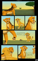 Raised By Cheetahs - Chapter 1 - Page 24 by JYNFury14