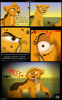 Raised By Cheetahs - Chapter 1 - Page 28 by JYNFury14