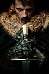 Robb Stark - Winterfell by PhelanDavion