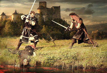 Knight Fight by PhelanDavion