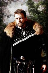 Chevalier Tristan de Louvain by PhelanDavion