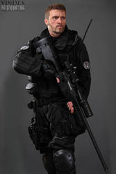 Sniper STOCK IV by PhelanDavion