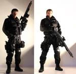 Universal Soldier STOCK by PhelanDavion