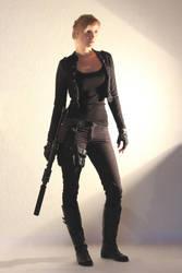 Female Agent STOCK II by PhelanDavion