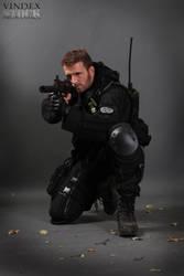 Assault Soldier STOCK VII by PhelanDavion