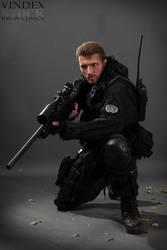 Sniper STOCK XIV by PhelanDavion