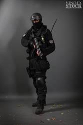 Assault Soldier STOCK XXIII by PhelanDavion