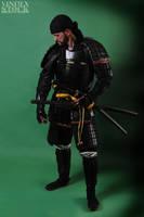 Samurai STOCK XV by PhelanDavion