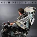 Mech Pilot STOCK I by PhelanDavion