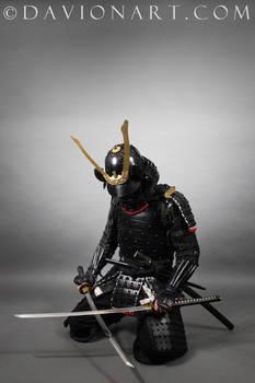 Samurai STOCK III by PhelanDavion