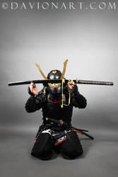 Samurai STOCK VII by PhelanDavion