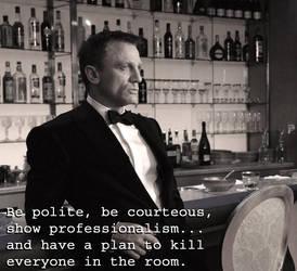 James Bond - Meme I by PhelanDavion