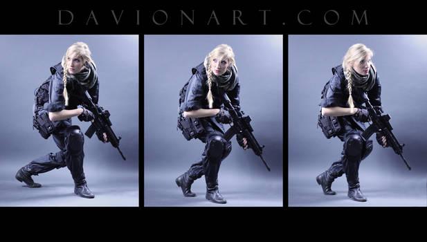 Olesia Anderson - STOCK XVII by PhelanDavion