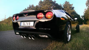 Corvette C6 Z51 in Germany by PhelanDavion