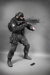 CQB STOCK XIX by PhelanDavion