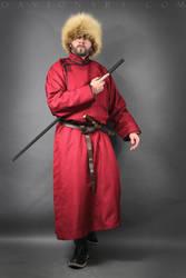 Mongol Warrior STOCK II by PhelanDavion