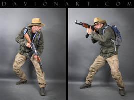 Survival Situation STOCK XX by PhelanDavion