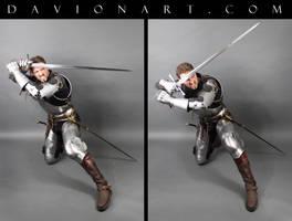 15th Century Knight STOCK XVI by PhelanDavion