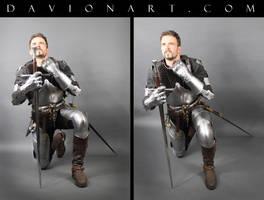 15th Century Knight STOCK XVIII by PhelanDavion