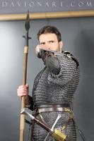 15th Century Knight STOCK XXII by PhelanDavion