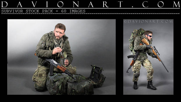 Survivor I DSP by PhelanDavion