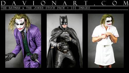 Batman and Joker DSP by PhelanDavion