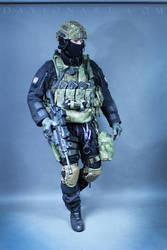 MGS Operative XI by PhelanDavion